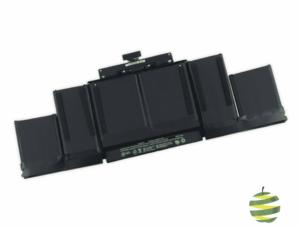 923-0706 Batterie A1494 MacBook Pro Retina 15 pouces A1398 late 2013-mid 2014