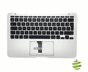 661-7473 Top Case Apple MacBook Air 11 pouces A1465 clavier Azerty (Fr) (2013:2015)_1_BestInMac