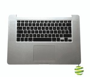 661-8311 Top Case Apple MacBook Pro 15 pouces Retina A1398 clavier Azerty (Fr) 2013-2014_1_BestInMac
