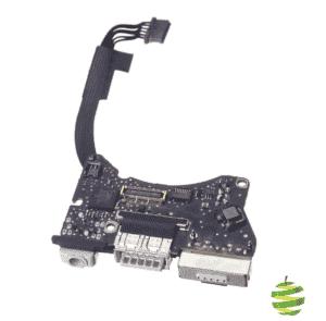 923-0430- Connecteur de charge MagSafe 2 USB Audio I/O Board Apple MacBook Air 11 pouces A1465 (2013/2015) )