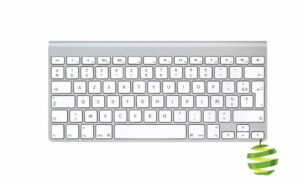 MC184LL/A Clavier Apple sans fil – Bluetooth – AZERTY A1314 (Français) vendu sans boîte