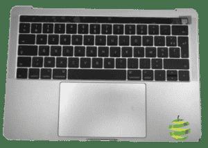 661-05333-FR+ TopCase Apple MacBook Pro 13 pouces A1706 clavier Azerty (français) 2016:2017_BestInMac