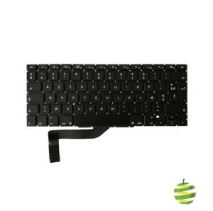 Clavier Azerty sans rétroéclairage pour MacBook Pro 15 A1398_BestInMac