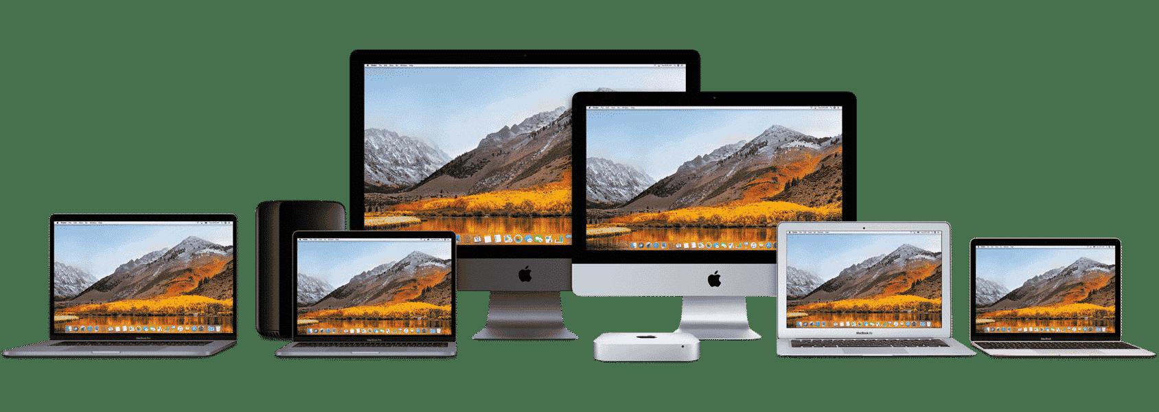 Gamme Apple - Entreprise Responsable