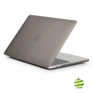 Coque de protection intégrale rigide mate pour MacBook Pro Rétina 13 Pouces A1706 et A1708 (2016/2017) - Grise