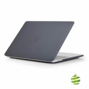 Coque de protection intégrale rigide mate pour MacBook Pro Rétina 13 Pouces A1706 et A1708 (2016/2017) - Noire