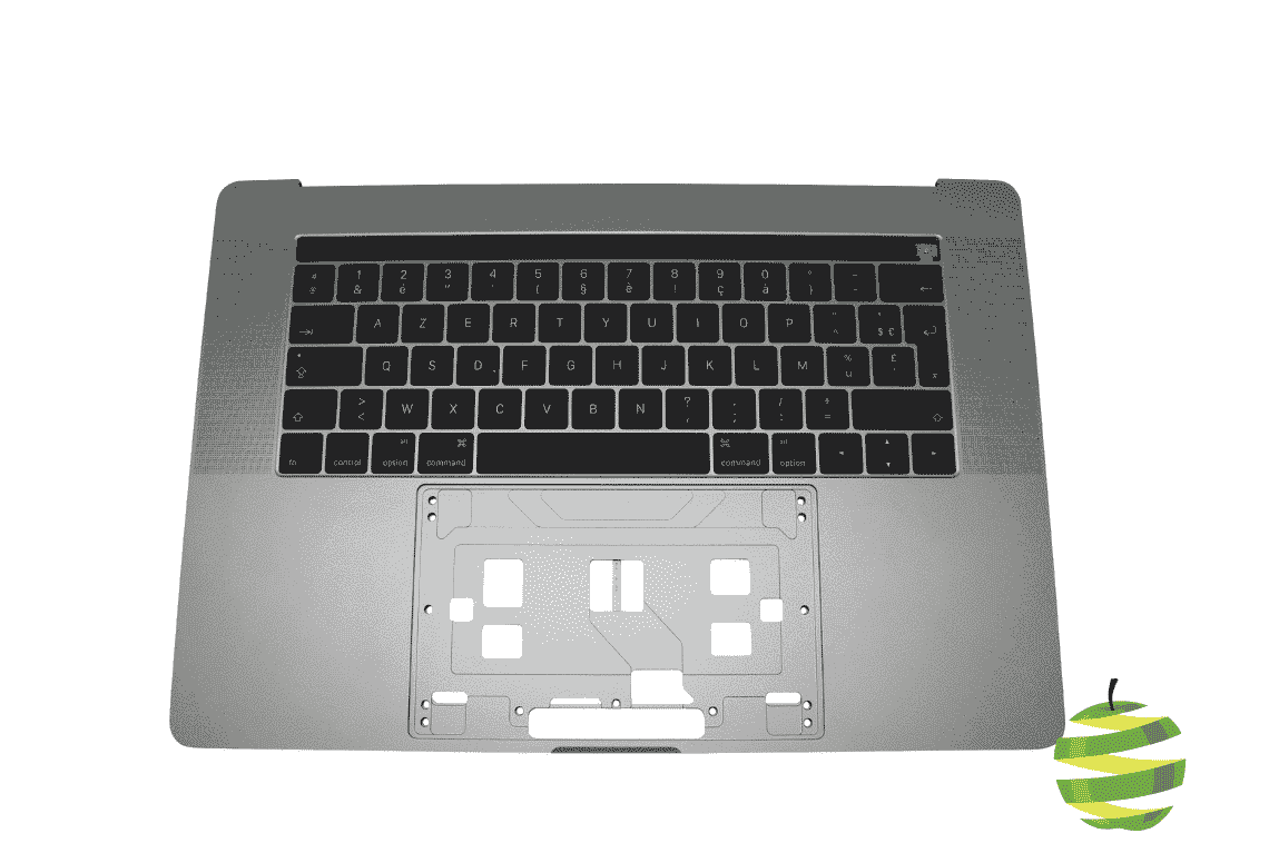 best loved 1eac6 571ff Top Case Apple sans batterie pour MacBook Pro 15