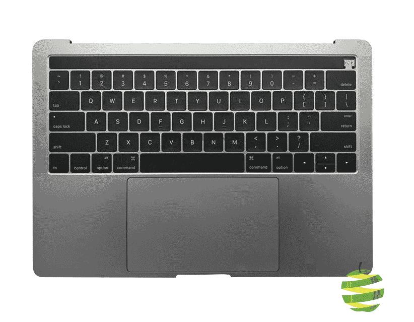 competitive price 0d301 ff062 Top Case Apple avec batterie et trackpad pour MacBook Pro 13