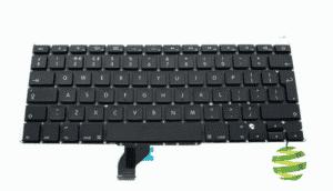 Clavier Qwerty (US) pour MacBook Pro Retina 13 pouces A1502 (2013-2015)_BestInMac