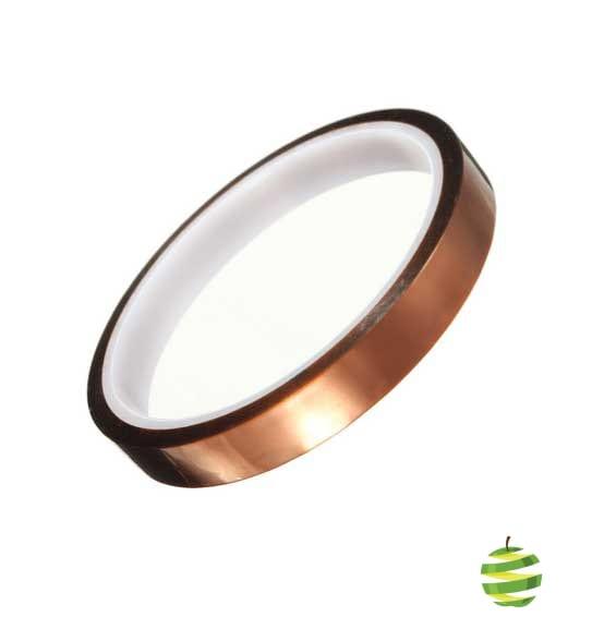 Ruban-polyimide-gold-Kapton-12mmx30m