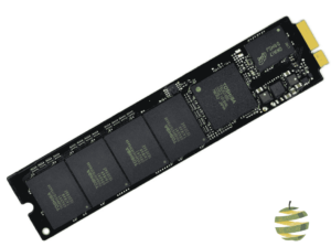 665-1633 Solid State Drive SSD 64GB pour Apple MacBook Air 11 pouces A1370 et 13 pouces A1369 (late 2010:Mid 2011)_1_BestInMac