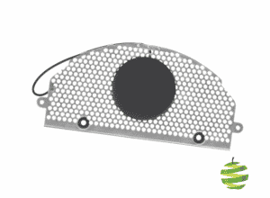 922-9564 Wi-Fi antenna plate pour Mac Mini A1347_1_BestInMac