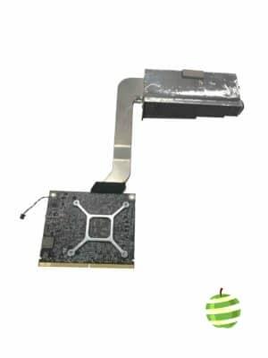661-5308 Carte graphique ATI Radeon HD 4670M 256MB et dissipateur thermique pour iMac 21,5 pouces A1311 (2010)