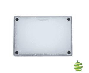 613-02402-A Bottom case MacBook Retina 12 pouces A1534 Silver (2016-2017)