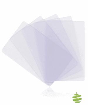 Carte Plastique pour l'ouverture iPhone/iPad Lot de 5 Pièces