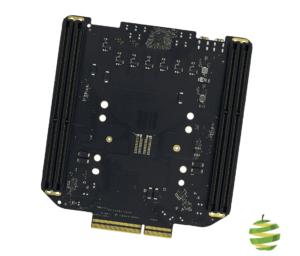 661-7545_Carte 3.5GHz CPU 6-Core pour Mac Pro A1481 (2013)