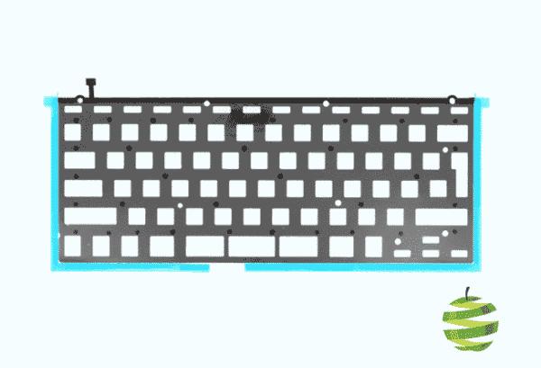 Feuille de retroeclairage pour MacBook Pro 13 pouces A1502 (2013-2015)
