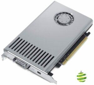 661-5008 Carte Vidéo NVIDIA GeForce GT120 512Mo DVI et MDP pour Mac Pro A1289 (2008/2012) BestinMac.com
