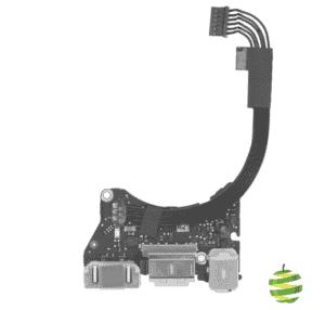923-0118 Connecteur de charge Magsafe 2 I_O Board MacBook Air 11 pouces A1465 (2012)