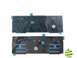 Retroeclairage du clavier de MacBook Pro 13 pouces Retina avec Touch Bar A1989 (20182019)