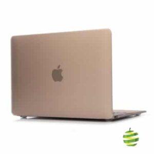 Coque de protection intégrale rigide mate pour MacBook 12 Pouces A1534 - Transparente_BestinMac.com