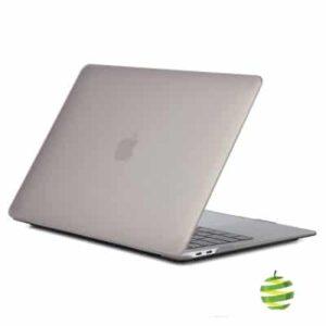 Coque de protection intégrale rigide mate pour MacBook Air 13 Pouces A1932 - Grise_BestinMac.com