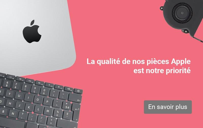 La Qualité de nos pièces détachées Apple est notre priorité | BestinMac.com