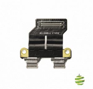 923-03553 Connecteur de charge DC-IN Type C MacBook Air 13 pouces Retina (2018/2020) et M1 A2337 (2020)