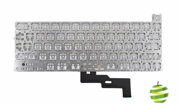 Arrière du Clavier Azerty (Fr) pour MacBook Pro 13 pouces Retina Touch Bar A2289