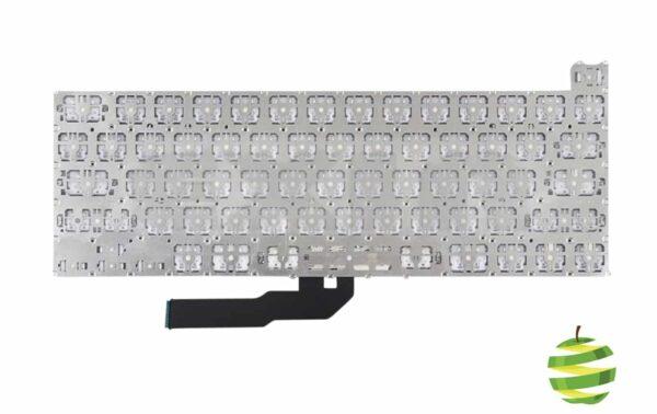 Arrière du Clavier MacBook Pro 13 pouces Retina Touch Bar A2251 (2020) 4 ports Thunderbolt 3