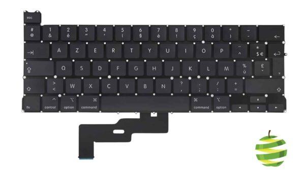 Clavier Azerty (Fr) pour MacBook Pro 13 pouces Retina Touch Bar A2289