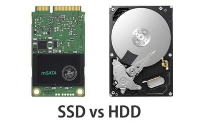 Comment différencier un disque dur HDD, SSD et Fusion Drive ?
