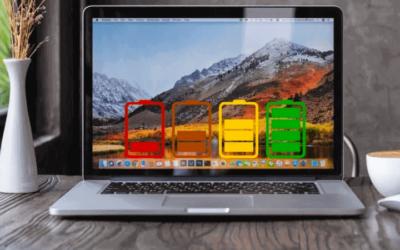 Comment afficher le nombre de cycles de charge de la batterie de votre MacBook Air / Pro